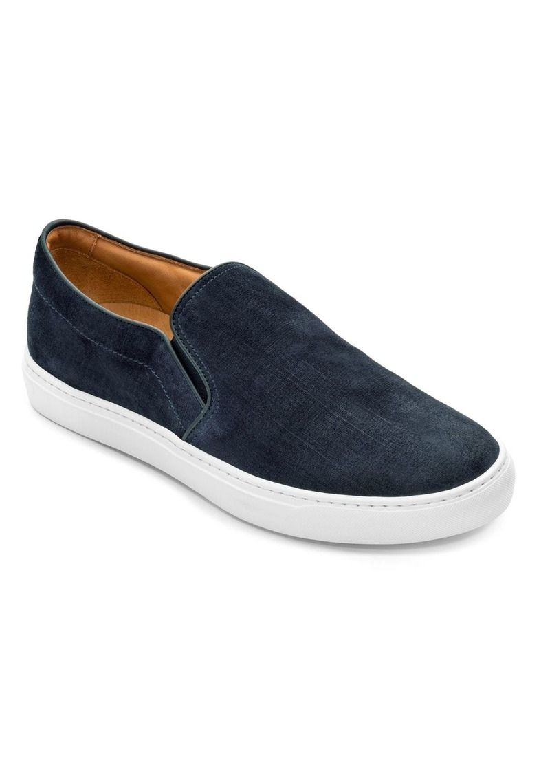 To Boot New York Men's Cordoba Scratched Slip On Sneakers