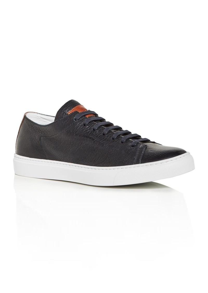 To Boot New York Men's Ferrara Leather Low-Top Sneakers