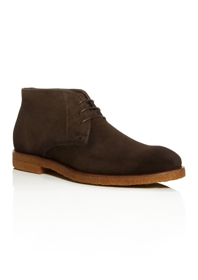 To Boot New York Men's Finnegan Suede Chukka Boots