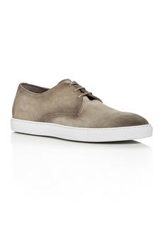 To Boot New York Men's Grand Suede Low-Top Sneakers