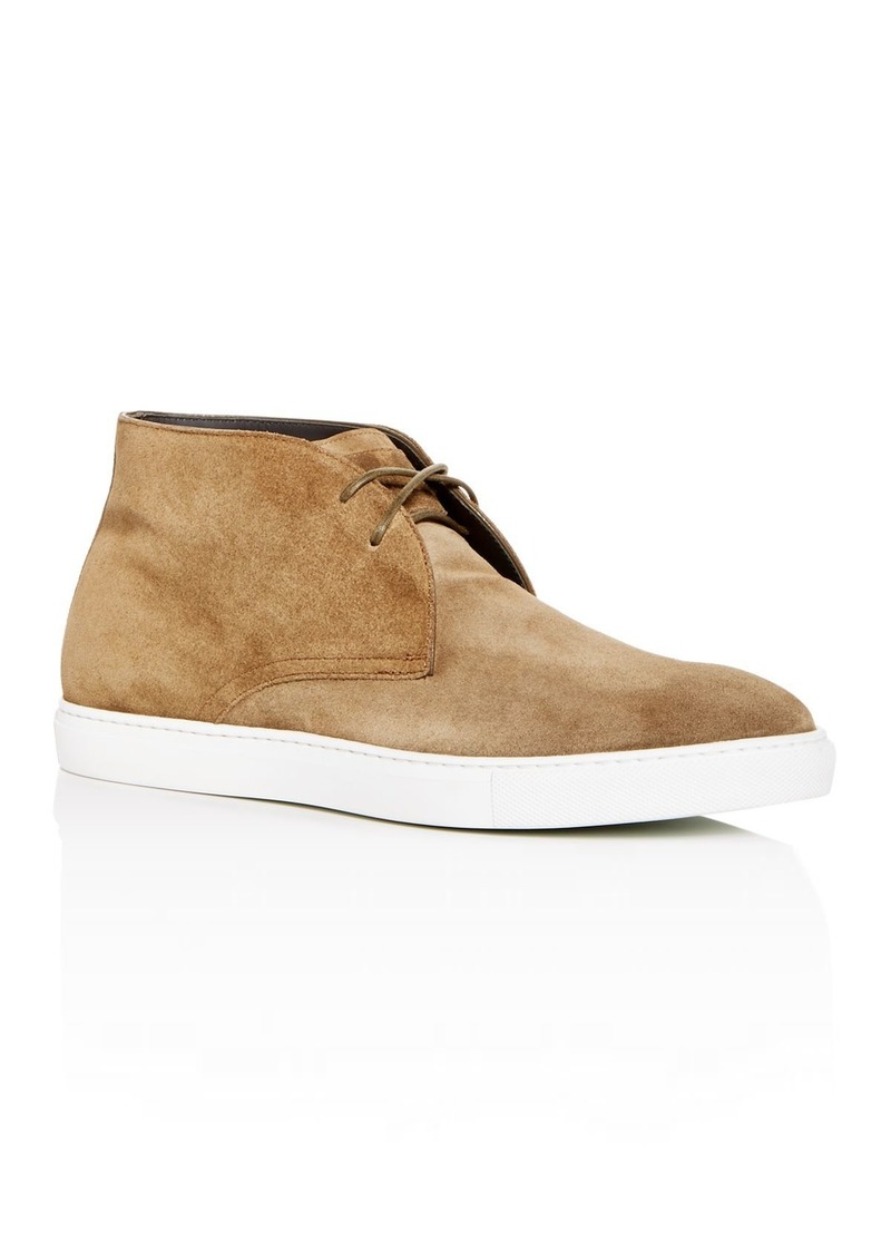 To Boot New York Men's Grid Suede Chukka Boots