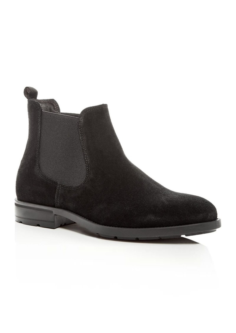 To Boot New York Men's Ives Suede Chelsea Boots