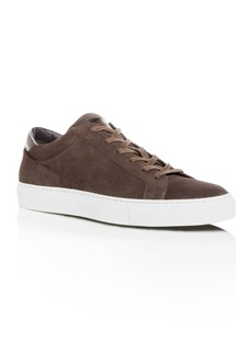 To Boot New York Men's Knox Suede Low-Top Sneakers