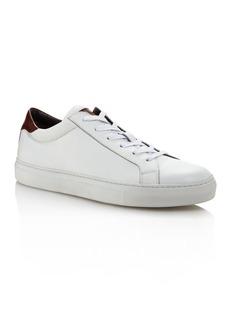 To Boot New York Men's Knox Suede Low-Top Sneakers