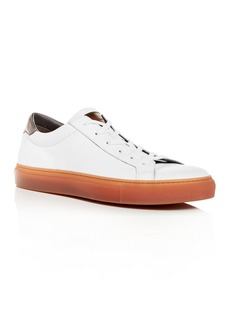To Boot New York Men's Marino Leather Low-Top Sneakers