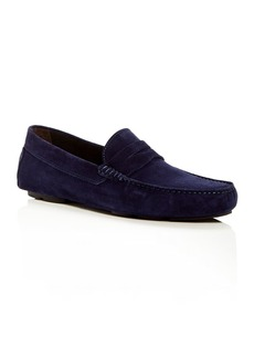 To Boot New York Men's Mitchum Suede Penny Loafer Drivers