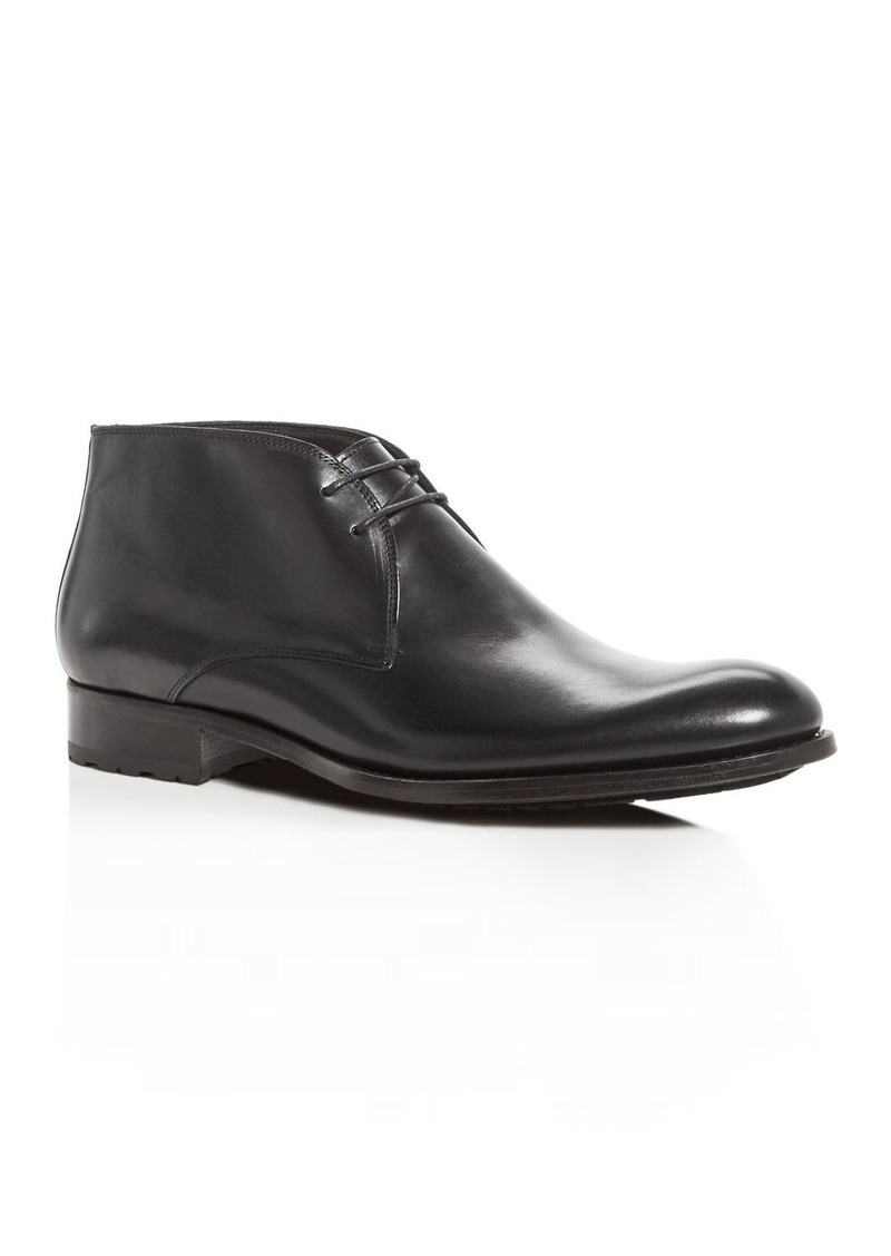 To Boot New York Men's Norwalk Leather Chukka Boots