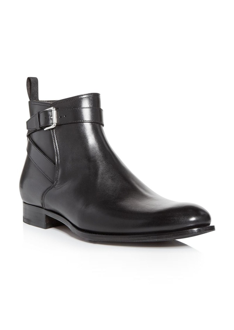 To Boot New York Men's Providence Buckled Boots