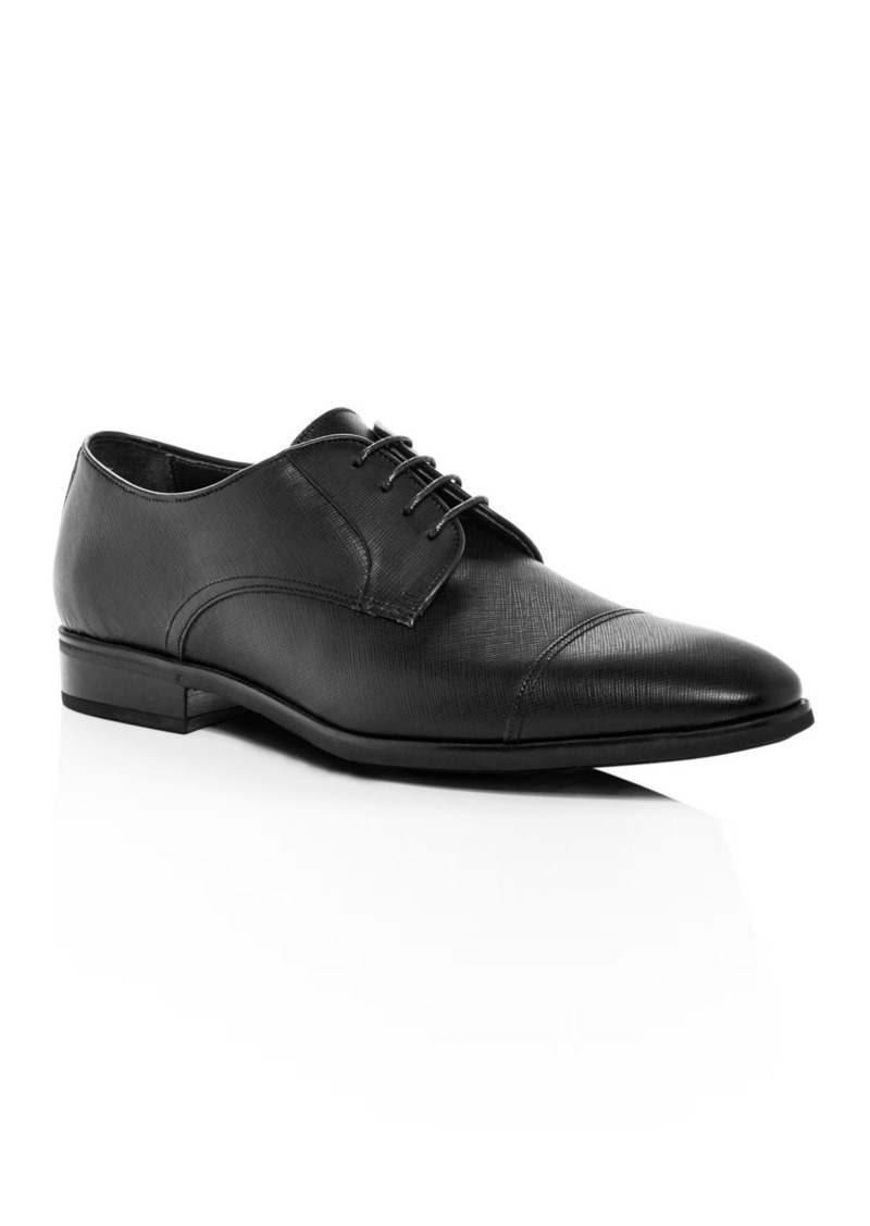 To Boot New York Men's Provo Leather Cap Toe Oxfords