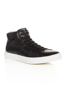 To Boot New York Men's Rayburn Leather High Top Sneakers