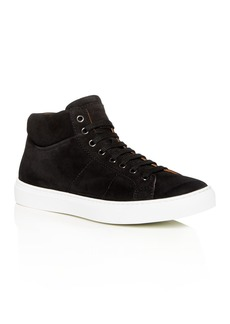 To Boot New York Men's Rayburn Suede High-Top Sneakers