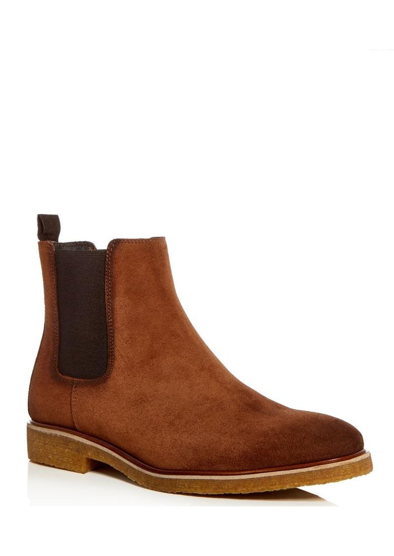 To Boot New York Men's Sullivan Suede Chelsea Boots