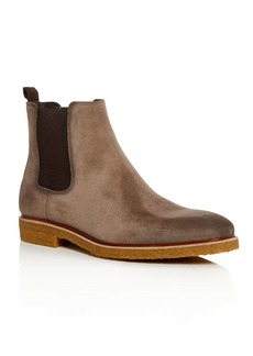 To Boot New York Men's Sullivan Suede Chelsea Boots