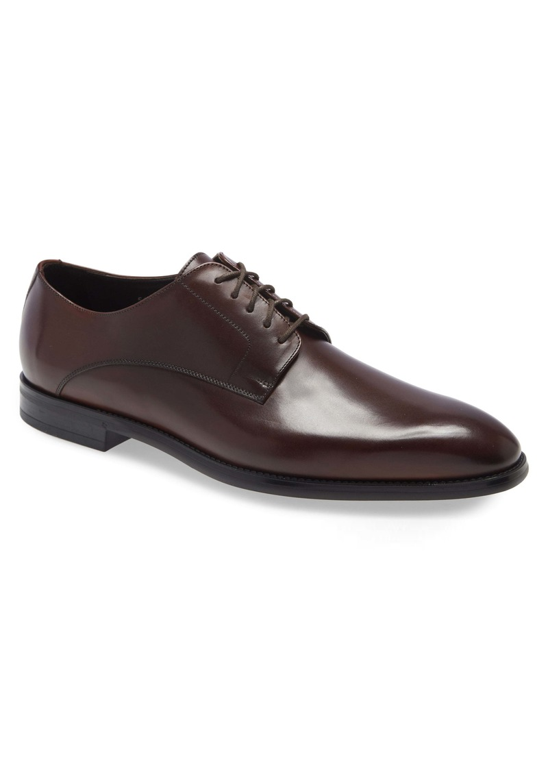 To Boot New York Mick Plain Toe Derby (Men)