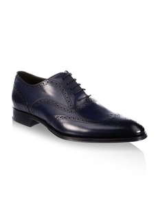 To Boot Milton Leather Wingtip Oxfords