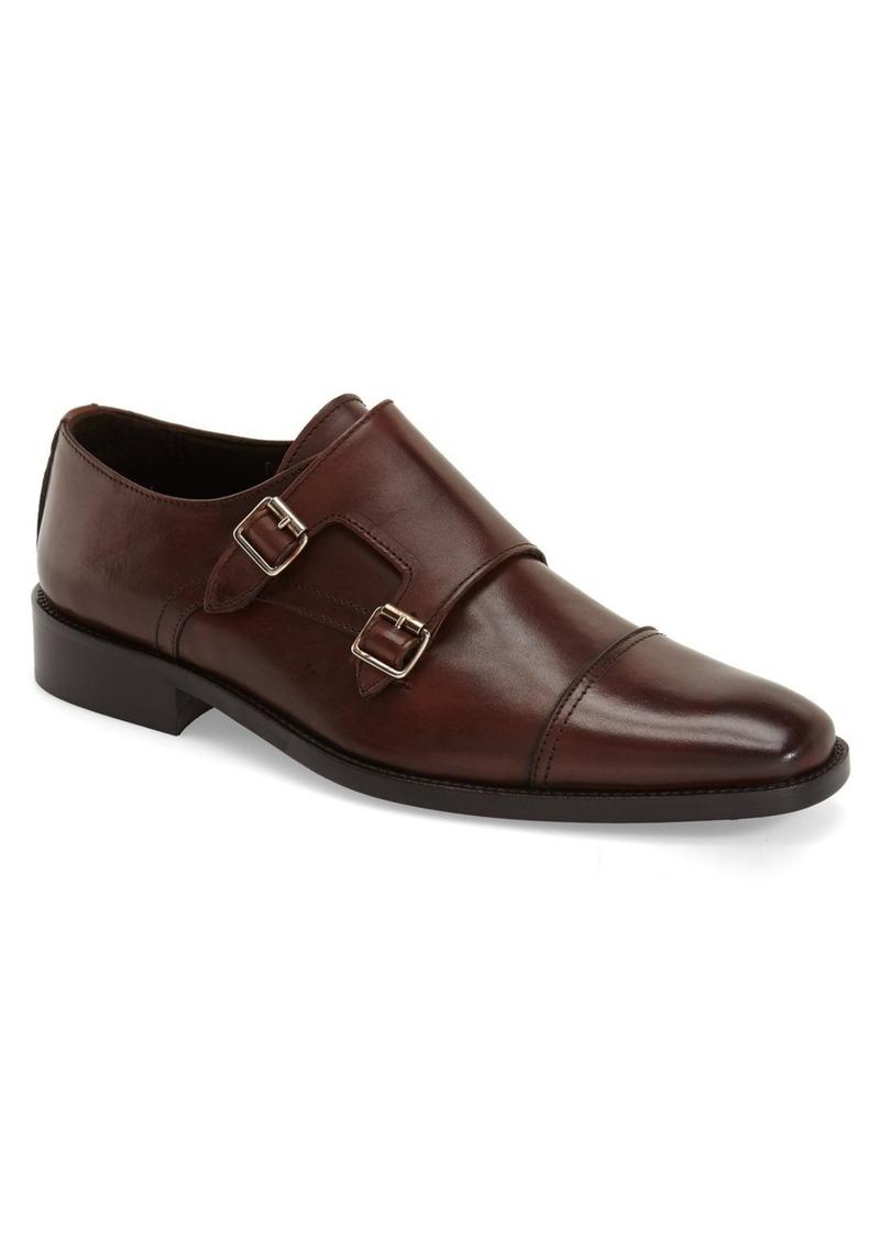 To Boot New York 'Morgan' Double Monk Strap Shoe (Men)