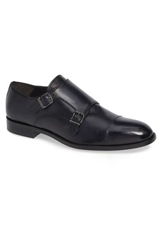 To Boot New York Quentin Cap Toe Monk Shoe (Men)