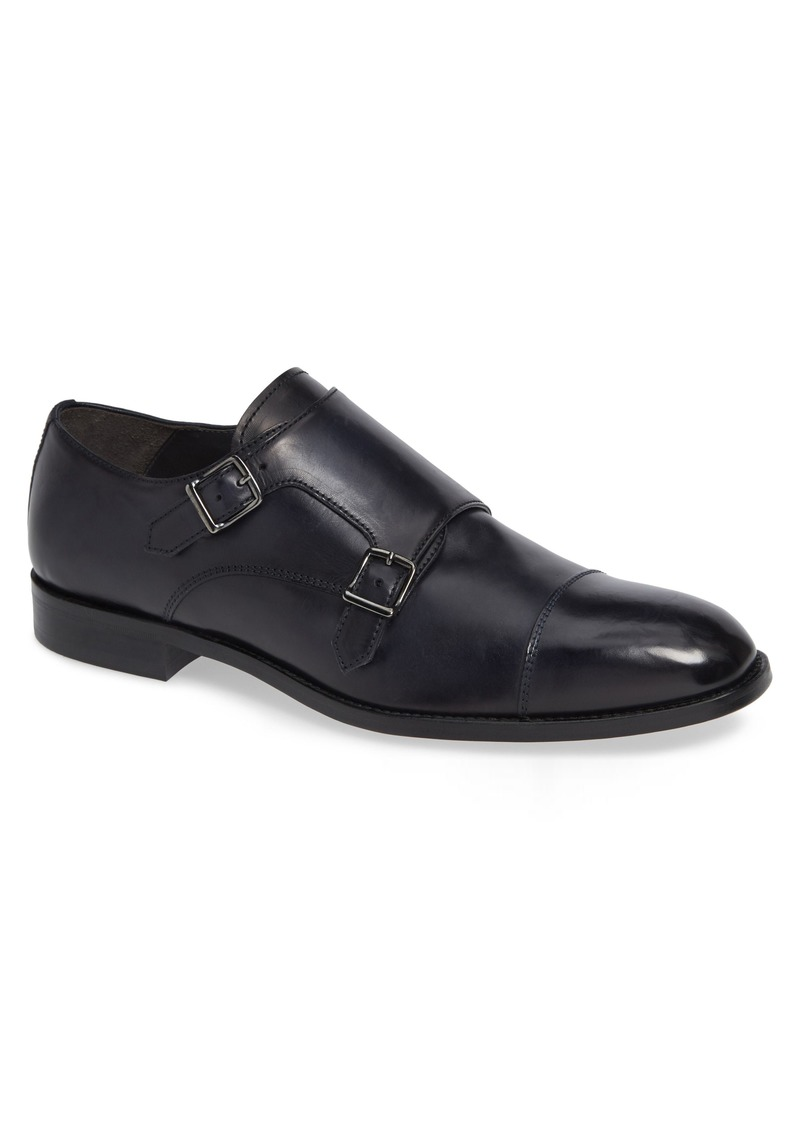 To Boot New York Quentin Cap Toe Monk Shoe (Men)