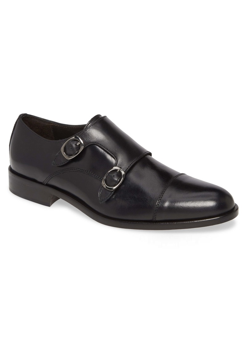 To Boot New York Ronald Double Monk Strap Shoe (Men)