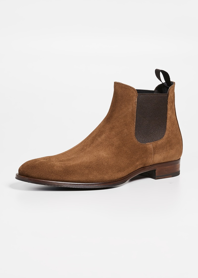 To Boot New York Shelby Suede Chelsea Boots