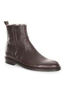 To Boot Sheldon Shearling-Lined Boots
