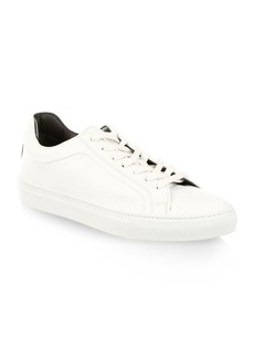 To Boot Thomas Leather Low-Top Sneakers