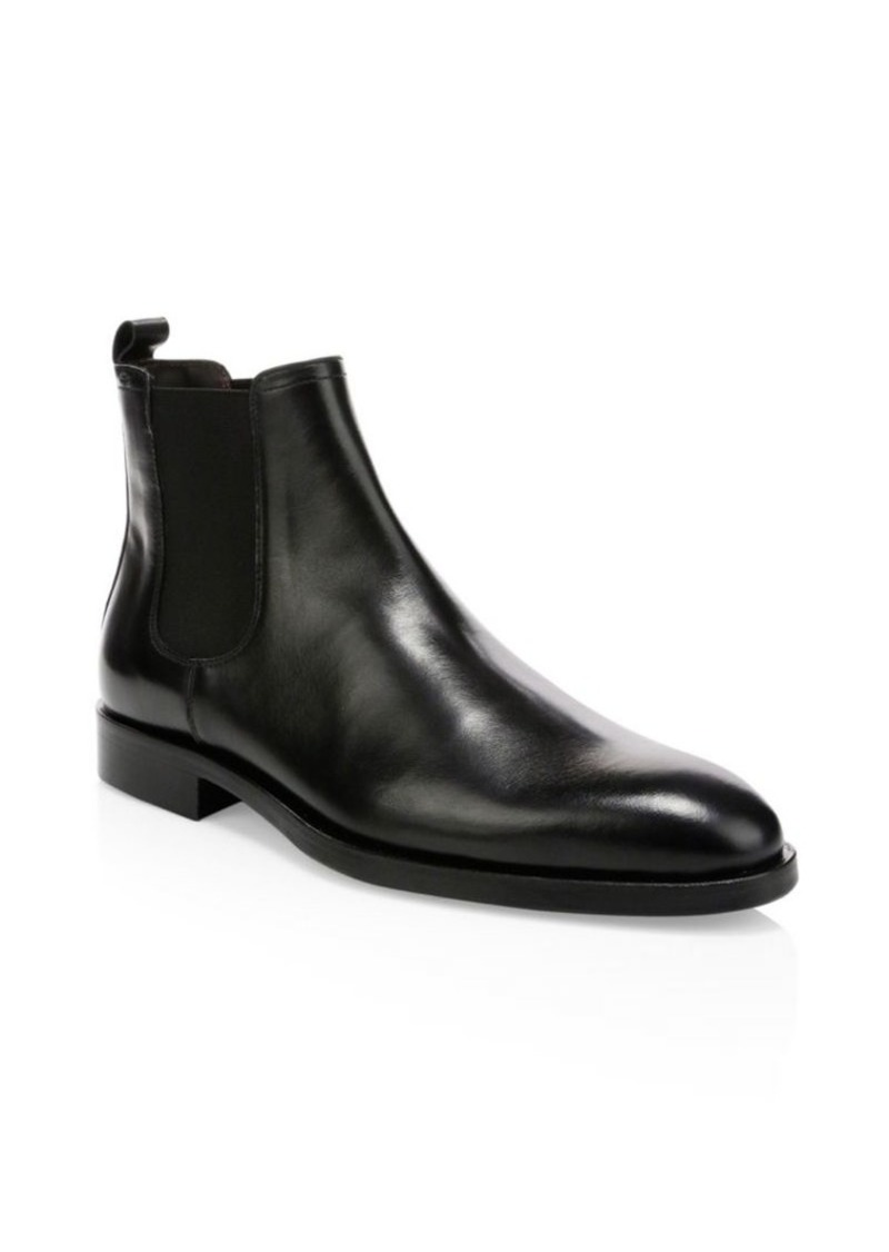 To Boot Vitello Leather Chelsea Boots