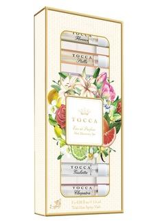 TOCCA Travel Size Eau de Parfum Discovery Set (USD $28 Value)