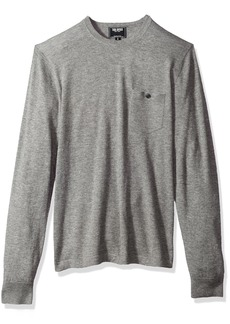 Todd Snyder Men's LS Cashmere Tshirt  Extra Extra Large