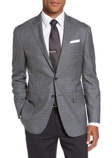 Todd Snyder Trim Fit Plaid Wool Sport Coat