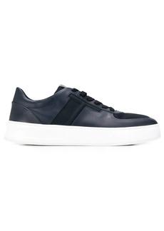 Tod's monogram low top sneakers