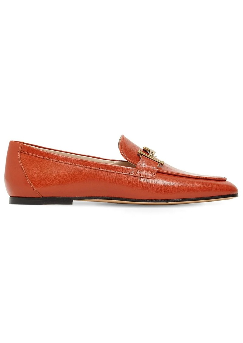 Tod's 10mm Leather Loafers