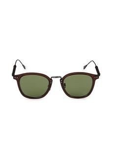 Tod's 47MM Square Sunglasses