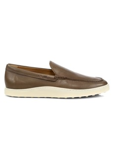 Tod's 52B Leather Penny Loafers