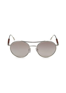 Tod's 52MM Aviator Sunglasses