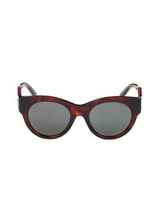 Tod's 52MM Round Sunglasses