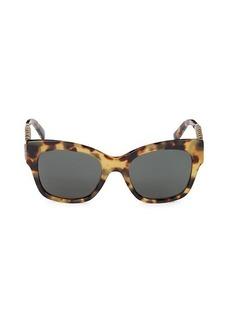 Tod's 53MM Cat Eye Sunglasses