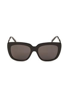 Tod's 55MM Square Sunglasses