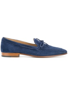 Tod's bow-trimmed loafers