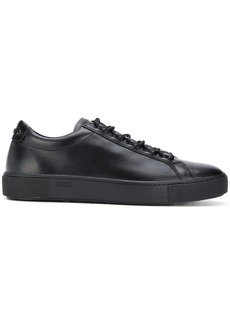 Tod's branded side lace-up sneakers