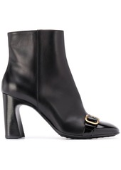 Tod's buckle detail boots