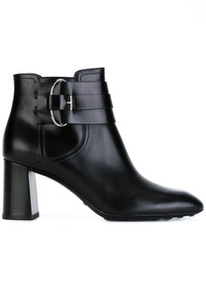 Tod's buckled ankle boots