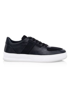 Tod's Casetta 79B Leather Sneakers