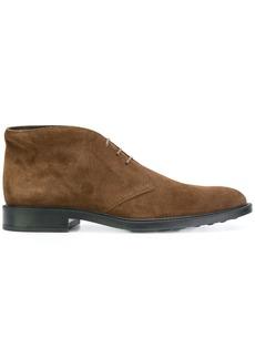Tod's Chukka desert boots