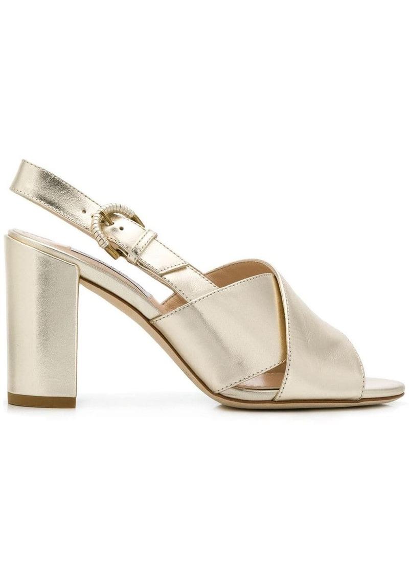 Tod's chunky heel sandals