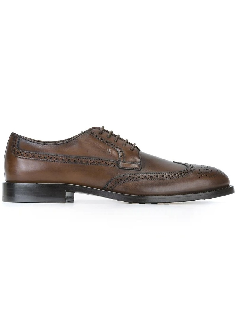 Tod's classic brogue shoes