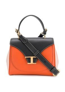 Tod's colour-block crossbody bag