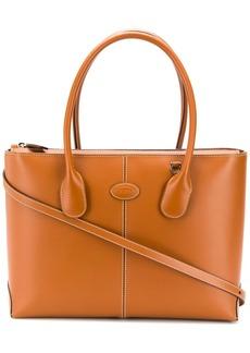 Tod's medium leather D-bag