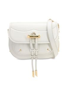 Tod's Cracle Leather Shoulder Bag