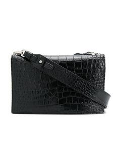 Tod's crocodile-effect crossbody bag